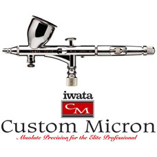 AIRBRUSH REVIEW: IWATA CMC Plus